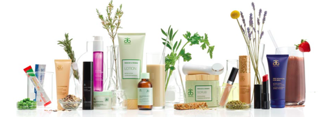 arbonne plant based product reviews